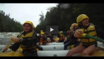 Video of the Week: School is Out and it's Time for Maine Whitewater Rafting