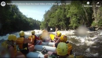 Video of the Week: Beat the Heat with Kennebec River Rafting