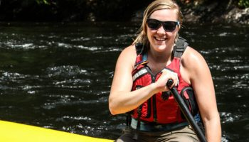 Best Trip Yet: Dead River Rafting