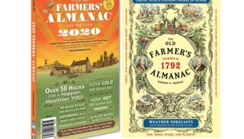 The Farmers' Almanac: What's in Store for Winter?