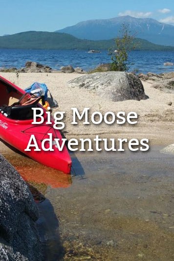 Big Moose Kayak Katahdin