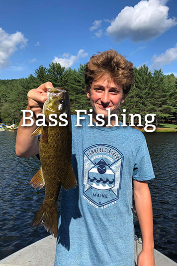 Guided Bass Fishing