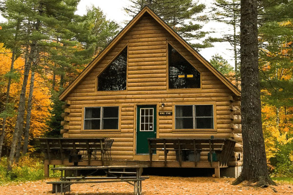 King Pine 4 bedroom Cabin