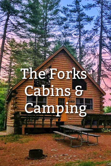 The Forks Cabins Camping