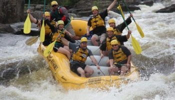 On Maine Whitewater Guides and the West Branch of the Penobscot River