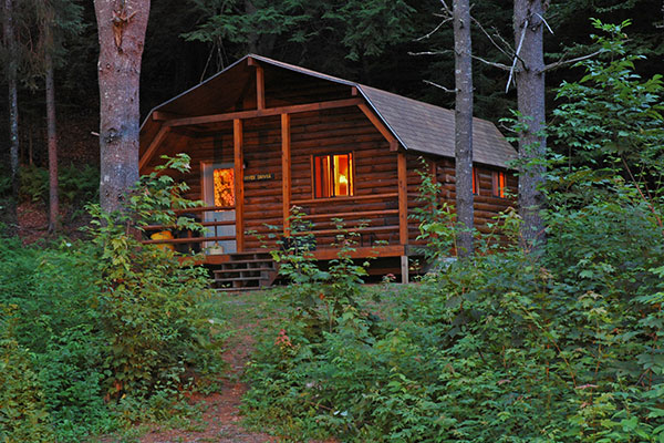 Cozy Cabin Summer