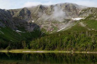 Katahdin chimney pond