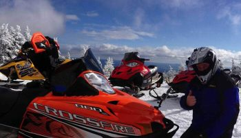 3 Reasons Snowmobiling Is the Best Part of a Maine Winter Vacation