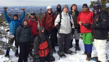 Outdoor Recreation Leadership Course - Keene State College