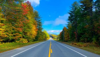 Travel Maine's Old Canada Road (Route 201 Scenic Byway) to Quebec City