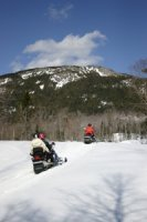 Maine Guided Snowmobile Tours