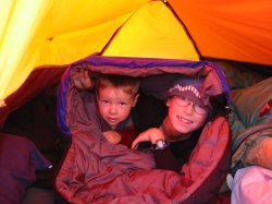 Maine Camping Vacations