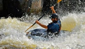 Maine White Water Rafting Guide: Luke DiSilvestro