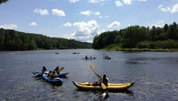 Maine River Tubing with Northern Outdoors
