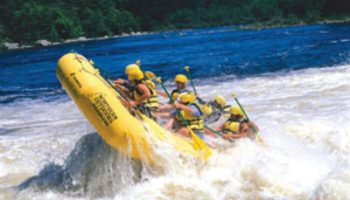Conquer Hot Summer Days with Maine Whitewater Rafting