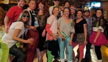80's Dance Party: Labor Day Weekend Awesomeness