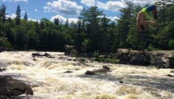 Maine Whitewater Rafting Guide: Adam Ruger