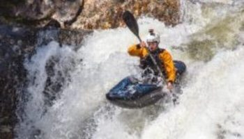 Maine Whitewater Guide and Video Boater: Charlie Frye