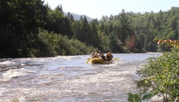 Dead River Rafting Part 2: Rising of Flagstaff Lake