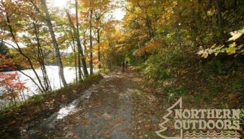 New Trails Along Old Canada Scenic Byway For Hikers, Runners, Bicyclists