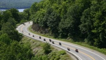 Discover Maine Ride: Motorcycle Touring This Summer- Into Thoreau's Woods