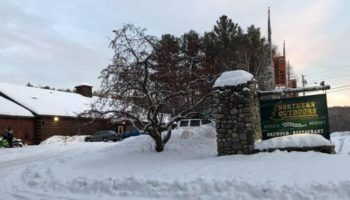 Snowmobile Trail Conditions Report: The Forks, Maine January 3, 2019