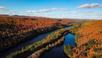 Last Blast on the Dead River: The Fall Rafting Finale