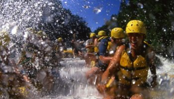 Why Rafting is the Real Deal Water Park