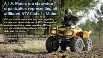 ATV Maine: An Interview with President Jim Lane