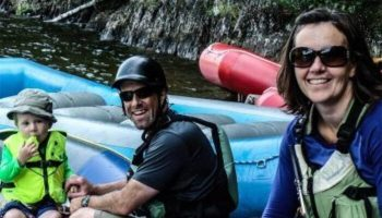 Maine Rafting and Hiking Guide: Brent Arsenault
