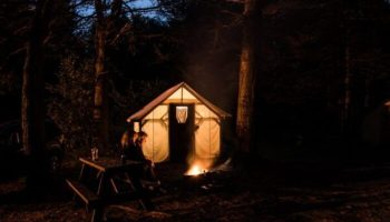 Glamping in Maine: Upgrade Your Camping Experience at Northern Outdoors