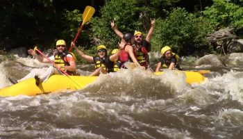 Rafting Maine's Dead River - 8 Days of New England's Biggest White Water