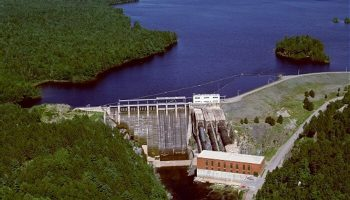 Harris Station Dam: The Key To Kennebec River Rafting