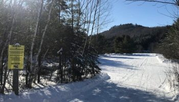Northern Outdoors Snowmobile Park and Ride Open