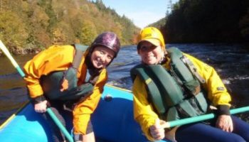 Maine Guide, Queen of the Kennebec: Suzanne Hockmeyer