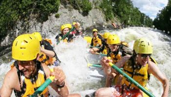 Two Boston.com Articles Recommend Maine Whitewater Rafting with Northern Outdoors
