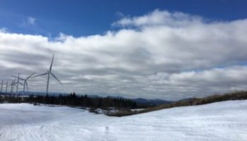 On The Trail: Spring-like Snowmobiling from The Forks to Bingham