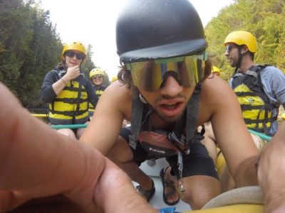 Maine Whitewater Guide Parker Kennedy