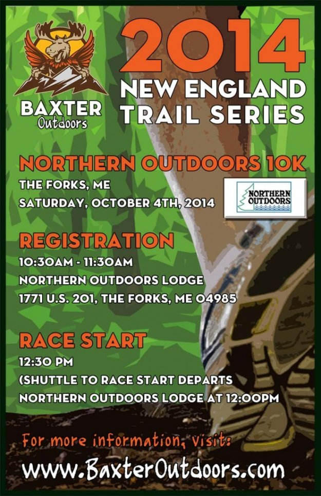 Northern Outdoors 10k