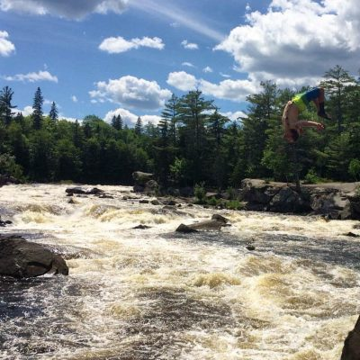Maine Rafting Guides
