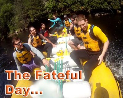 GoPro Maine Rafting Northern Outdoors Survivor Story