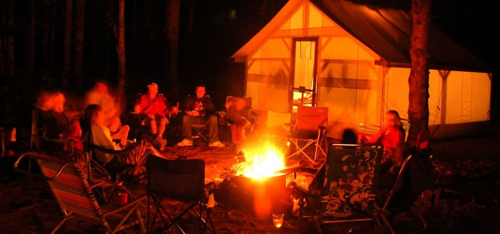 Maine Campground - Northern Outdoors