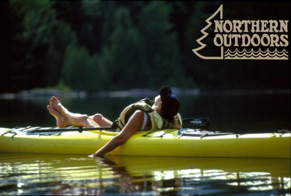 unplugging on vacation - northern outdoors