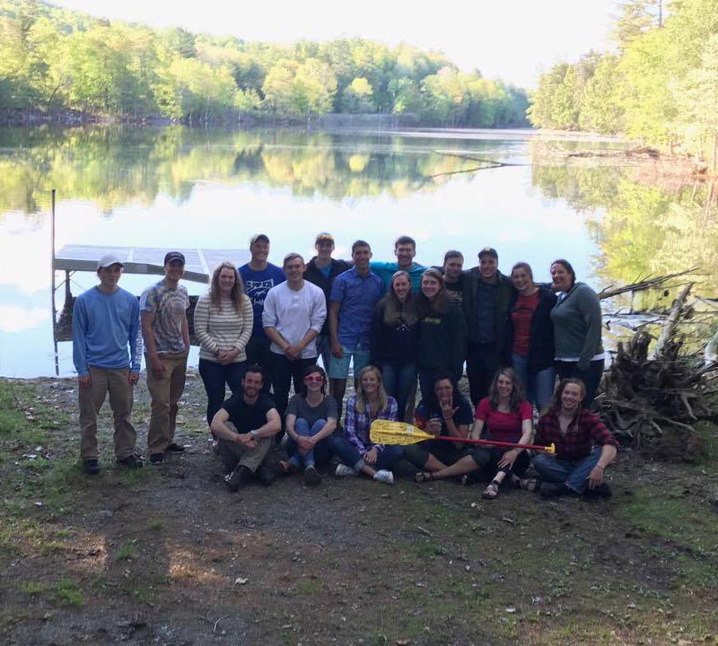 Maine Whitewater Rafting Guide Class of 2017