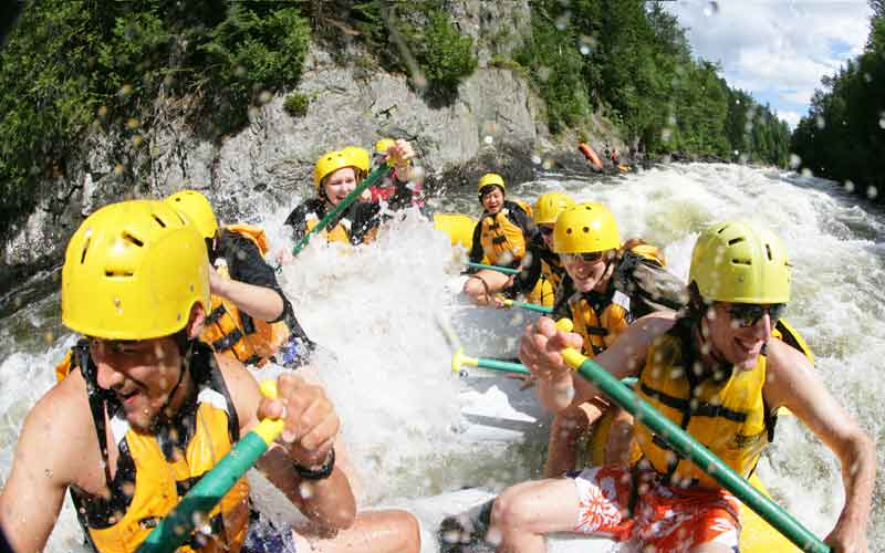 Whitewater Rafting in Maine - beginner tips