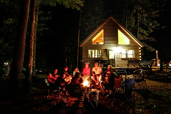 Maine cabins - Northern Outdoors