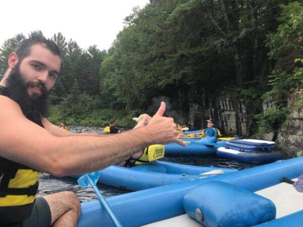Float Trip on the Lower Kennebec River