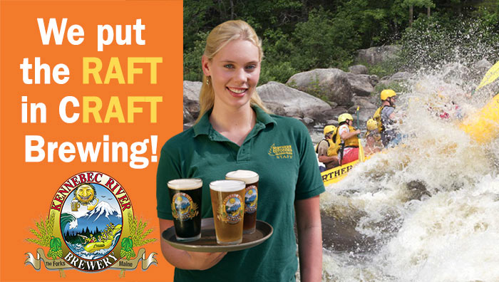 Kennebec River Brewery - Northern Outdoors