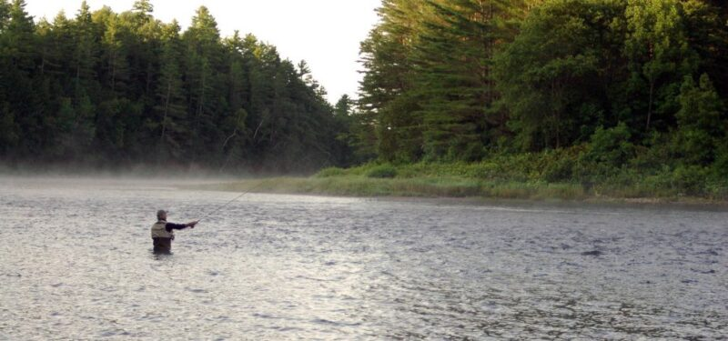 Maine Fly Fishing