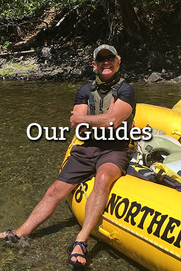 Whitewater Rafting Guides in Maine
